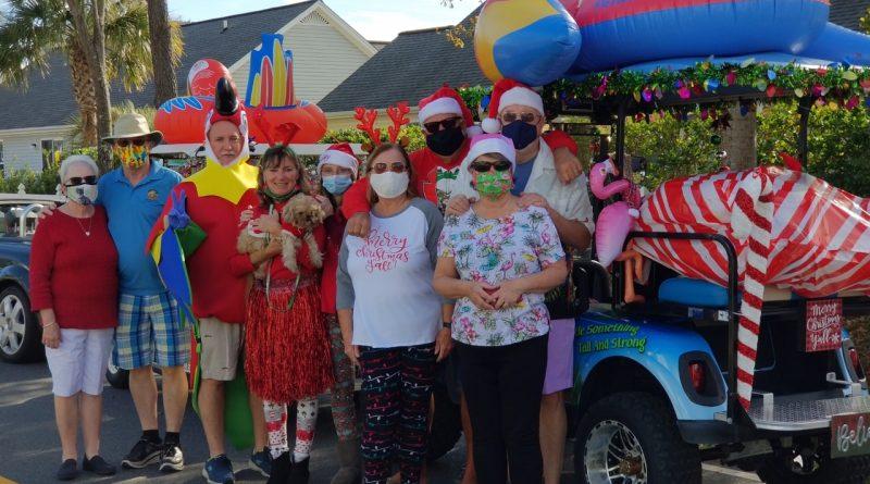 2020 Surfside Beach Christmas Parade