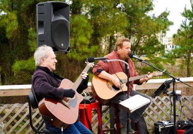 Paul Grimshaw and Tom Hanlon